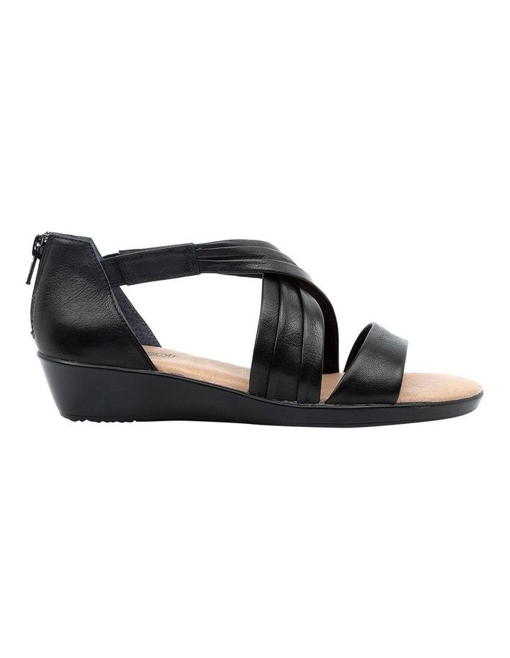 Varada Black Sandal image 1
