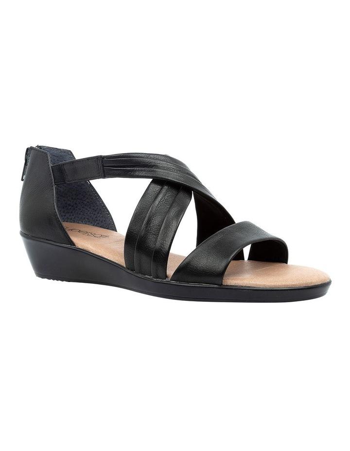 Varada Black Sandal image 2