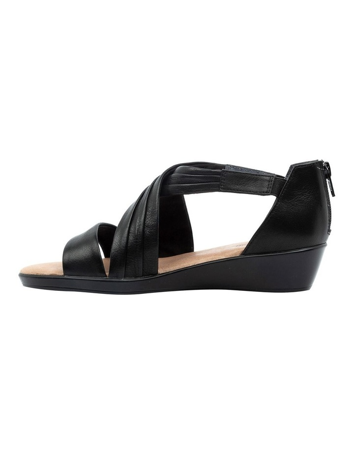 Varada Black Sandal image 3