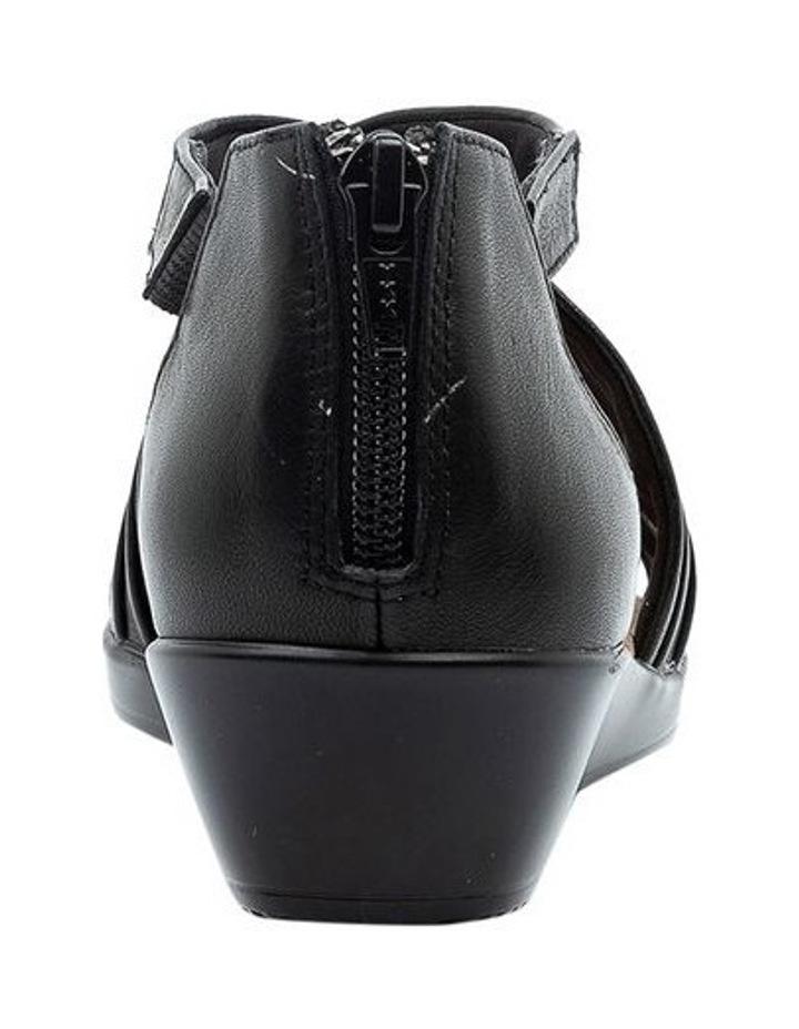 Varada Black Sandal image 4