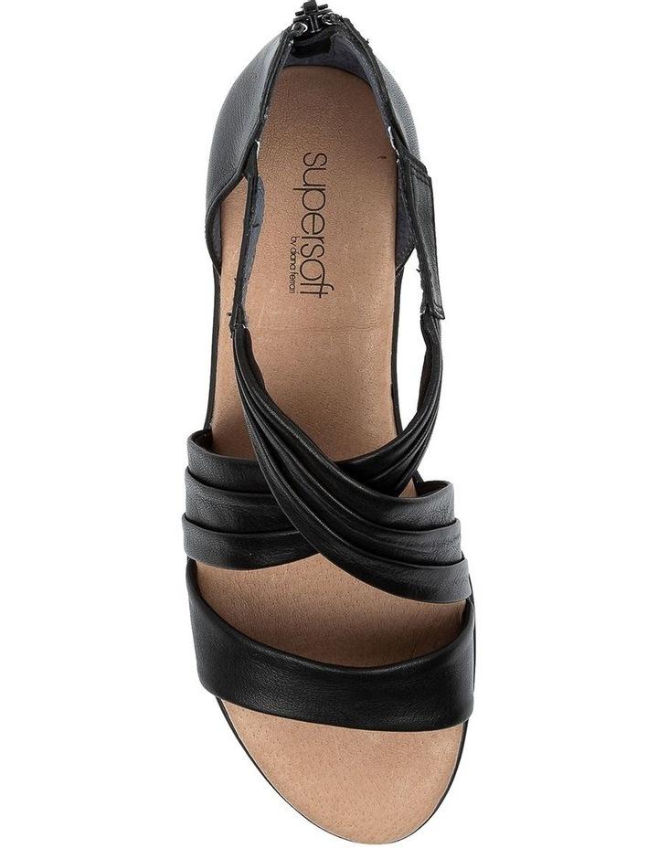 Varada Black Sandal image 5