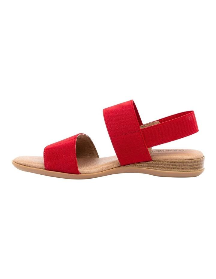 Jensen Red Sandal image 3