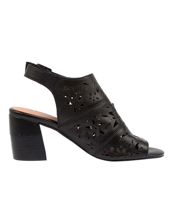 Duttons Black Sandal image 1