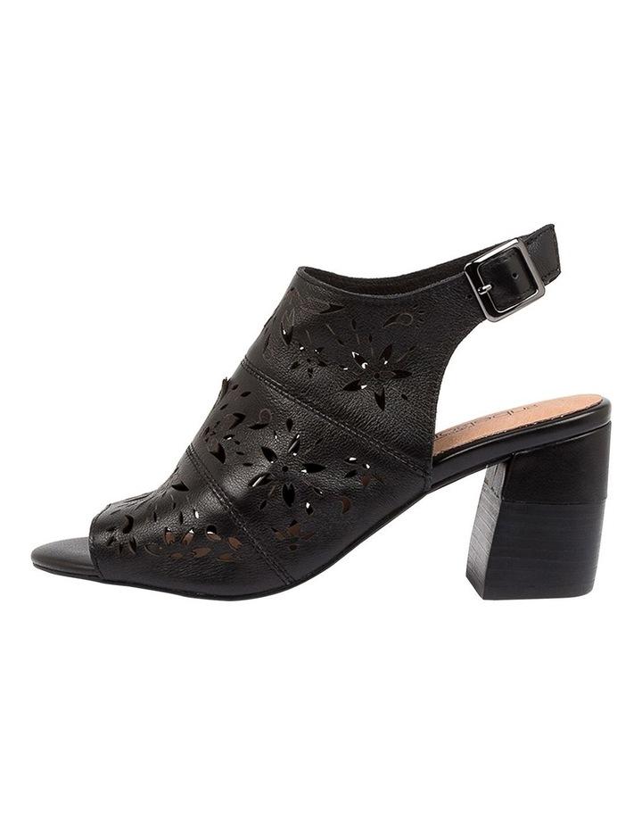 Duttons Black Sandal image 3