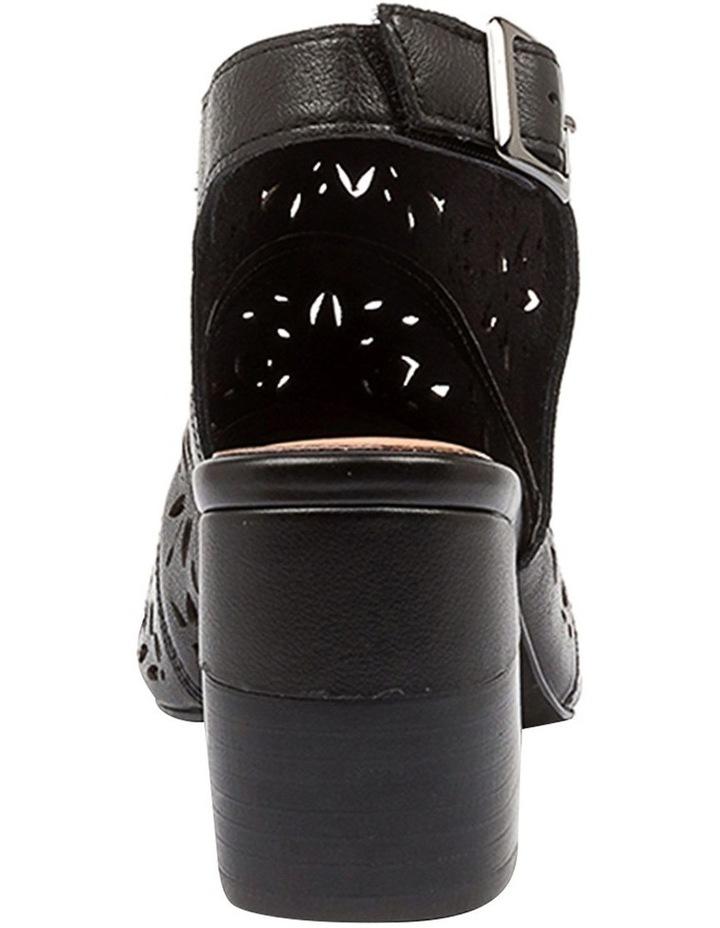 Duttons Black Sandal image 4