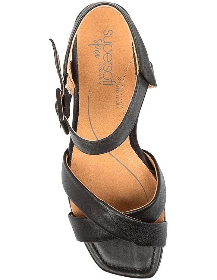 Kenzie Black Sandal image 5