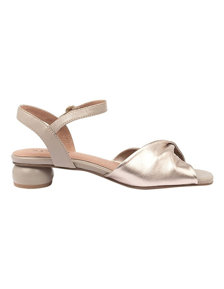 Swanney Pale Taupe Champagne Sandal image 1
