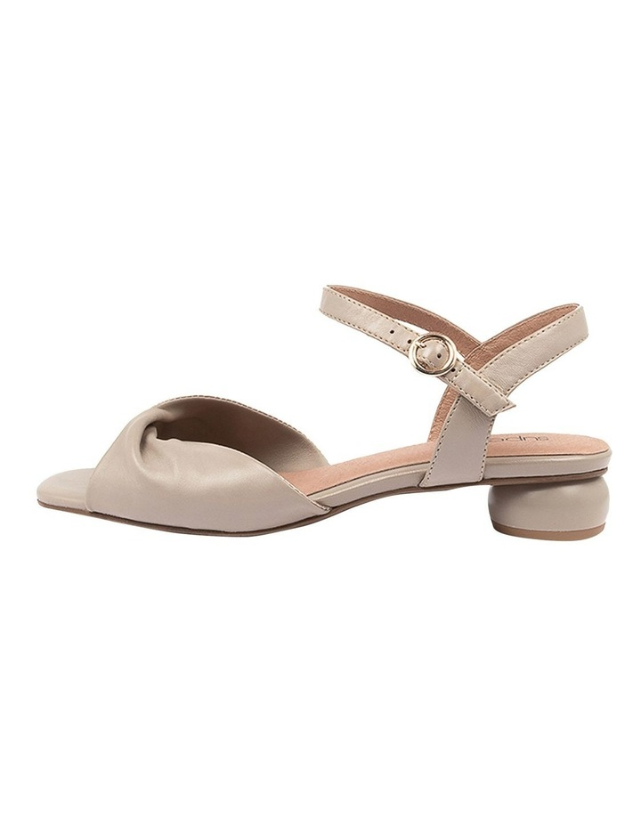 Swanney Pale Taupe Champagne Sandal image 3