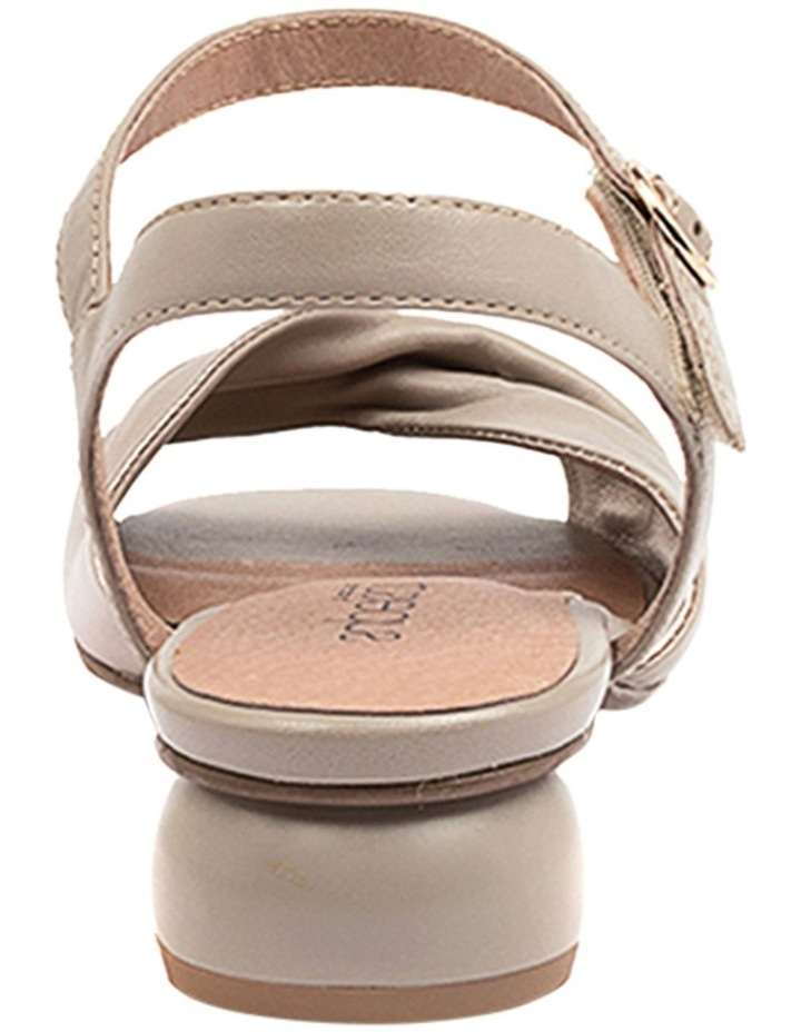 Swanney Pale Taupe Champagne Sandal image 4