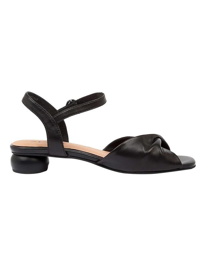Swanney Black Sandal image 1