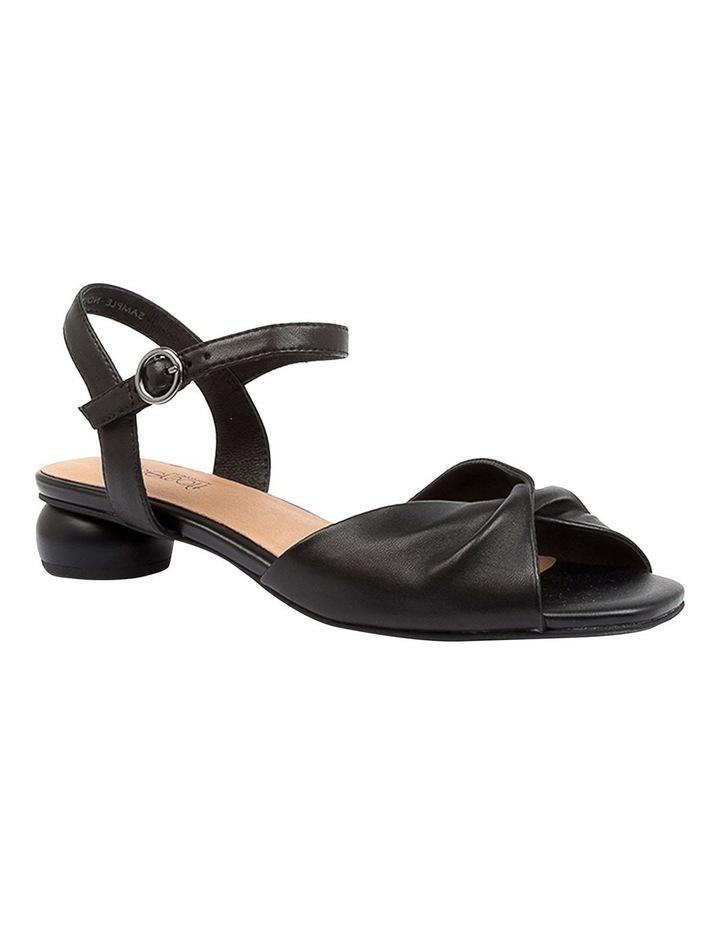 Swanney Black Sandal image 2