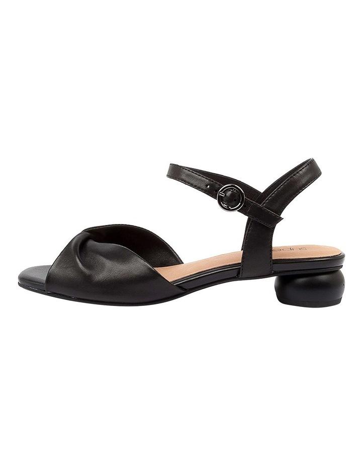 Swanney Black Sandal image 3