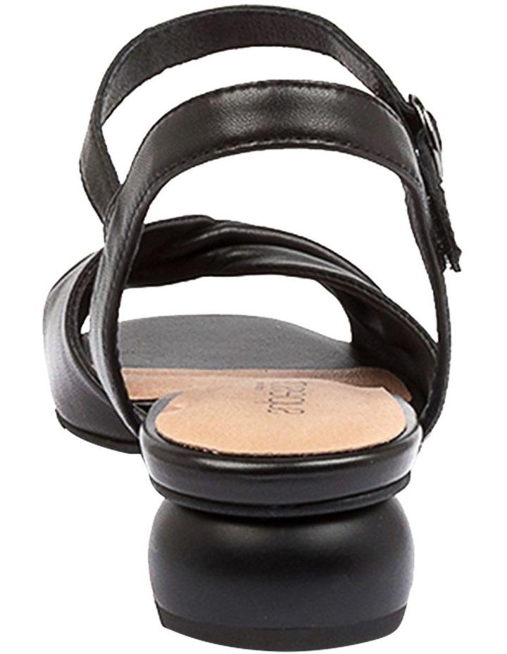 Swanney Black Sandal image 4