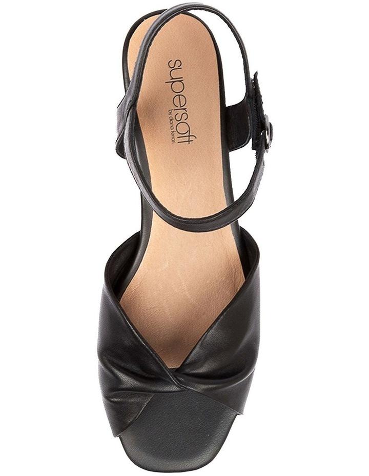 Swanney Black Sandal image 5
