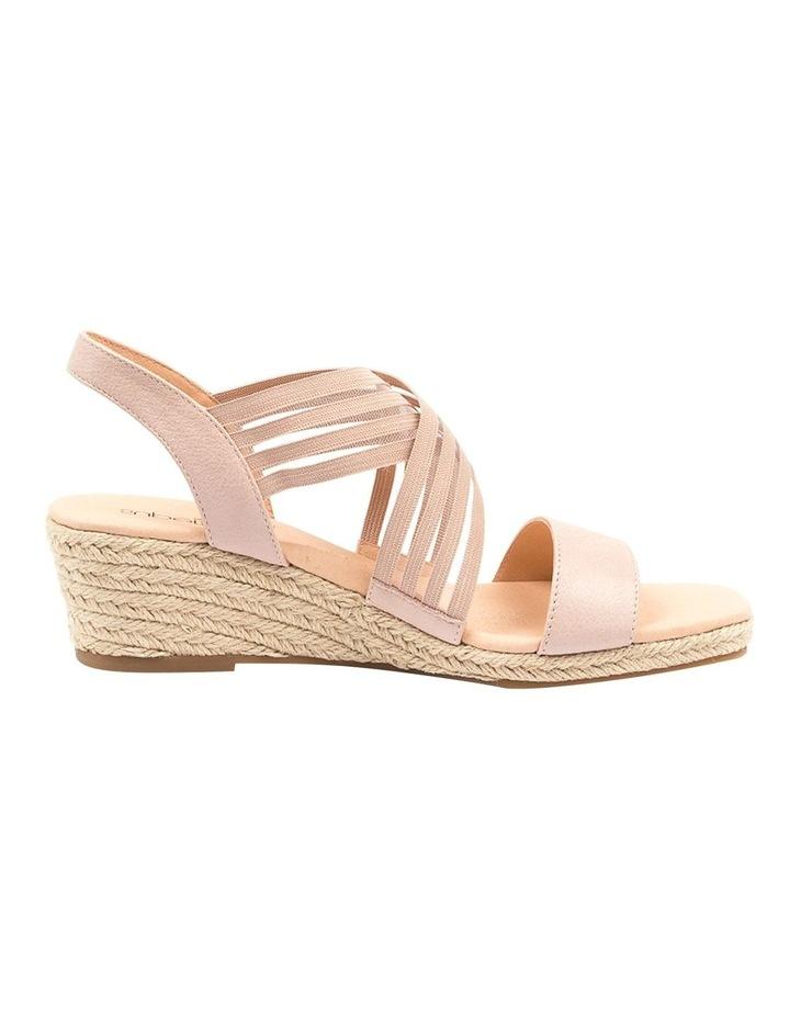 Zola Blush Sandal image 1