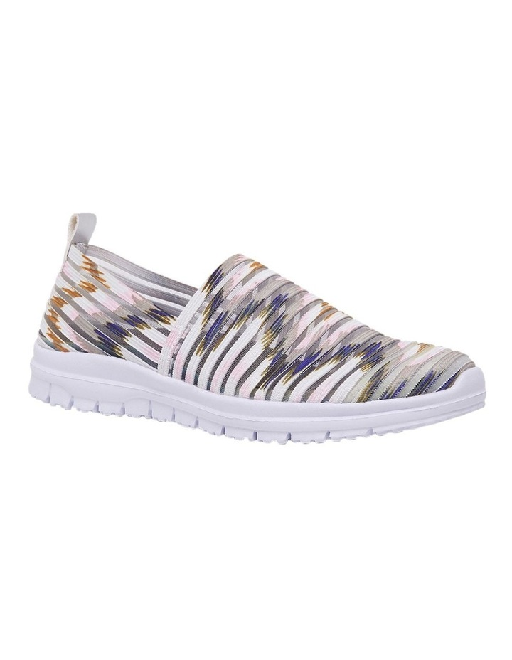Camero Pink Floral Sneaker image 4