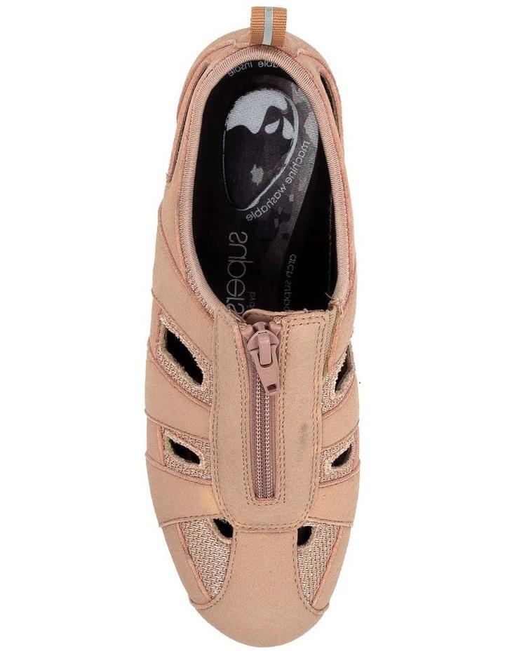 Swansea Dusty Mauve Sneaker image 5