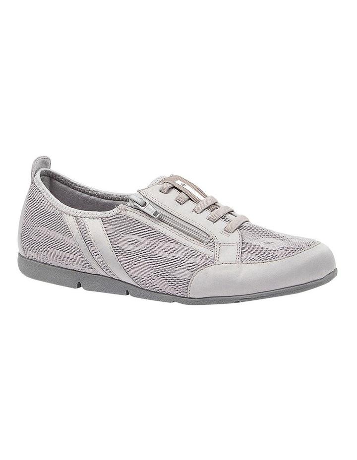 Satisfy Sneaker Grey Silver image 2