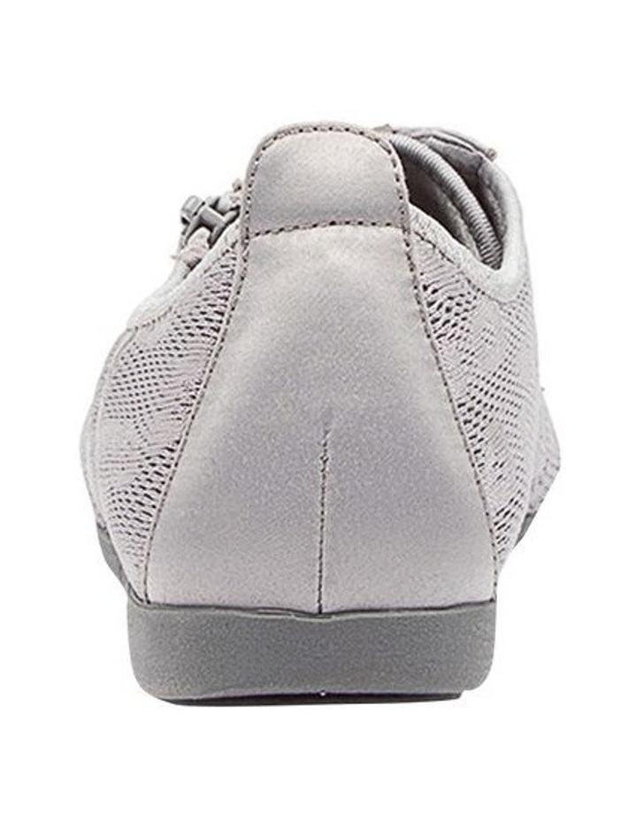Satisfy Sneaker Grey Silver image 4
