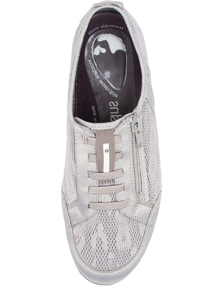 Satisfy Sneaker Grey Silver image 5