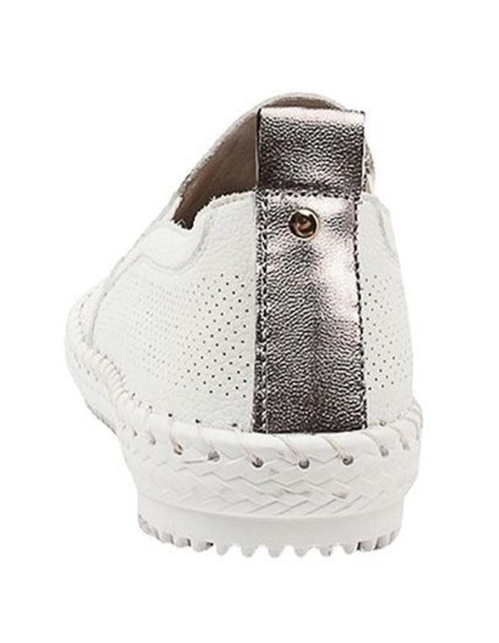 Wisteria Sneaker White/White image 4