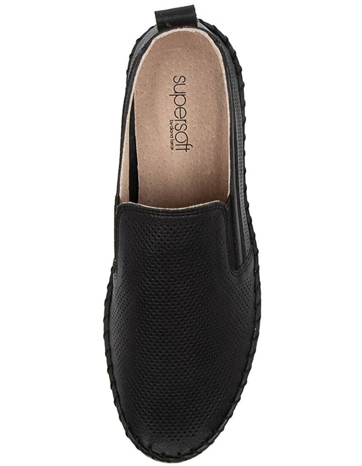 Wisteria Sneaker Black/Black image 5