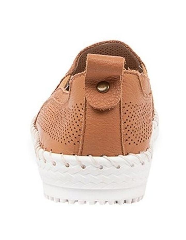 Wisteria Sneaker Tan/White image 4