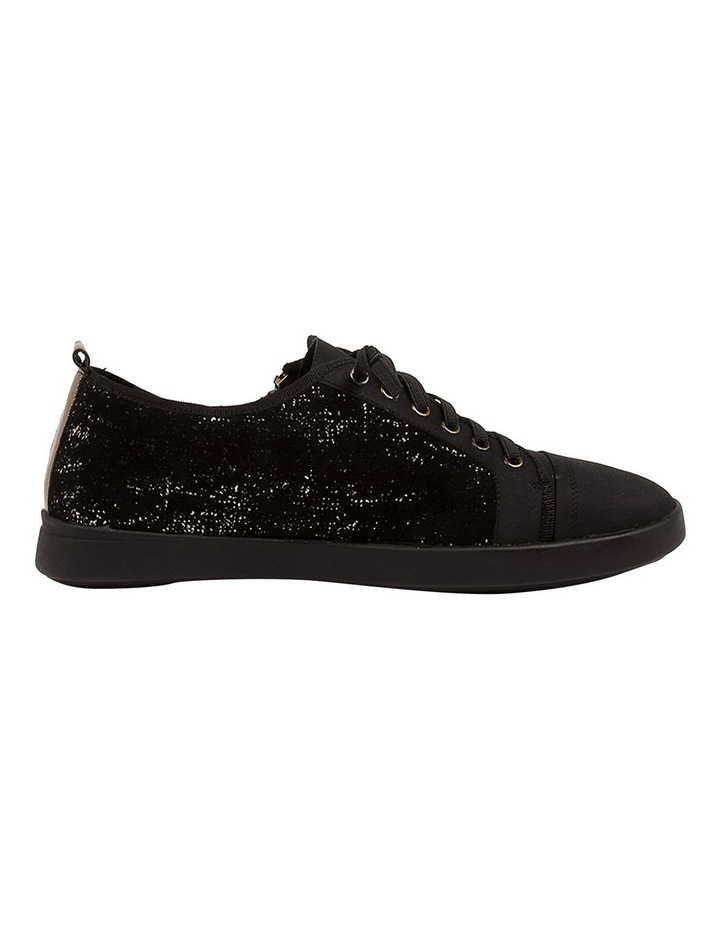 Adelaide Black Metallic Sneaker image 1