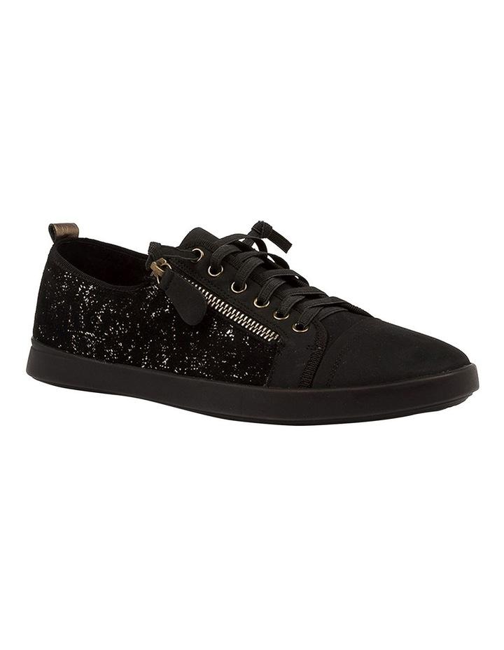 Adelaide Black Metallic Sneaker image 2