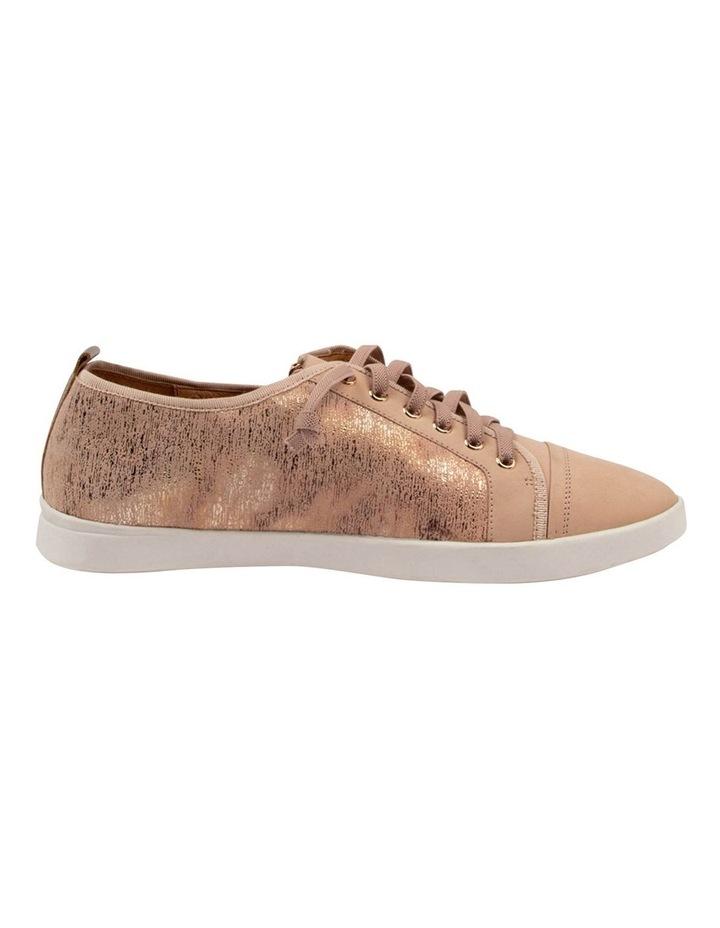 Adelaide Blush Metallic Sneaker image 1