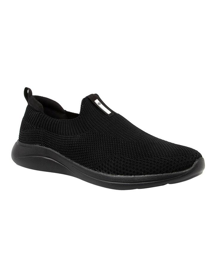 Bolinda Black Stretch Sneaker image 1