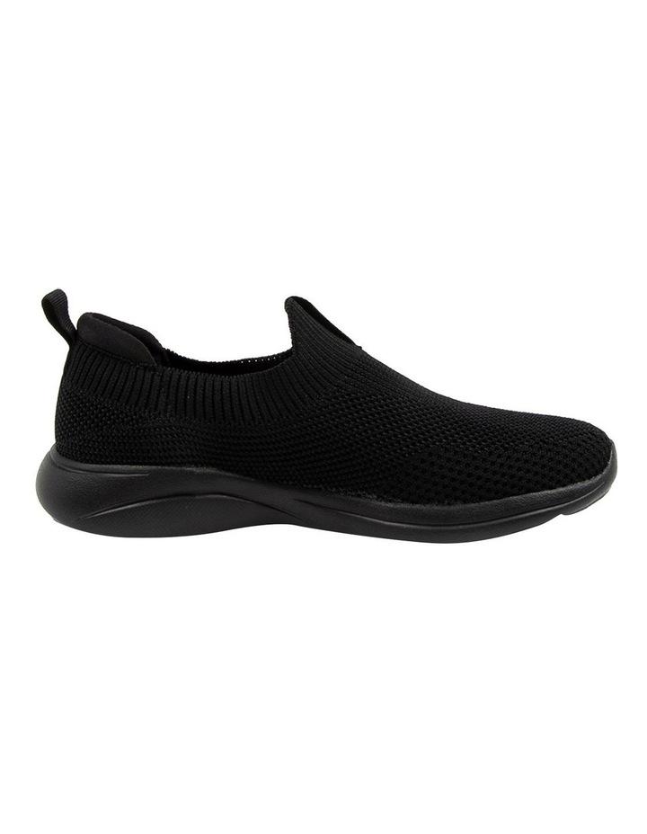 Bolinda Black Stretch Sneaker image 2