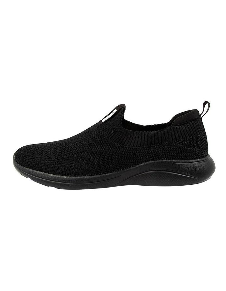 Bolinda Black Stretch Sneaker image 3