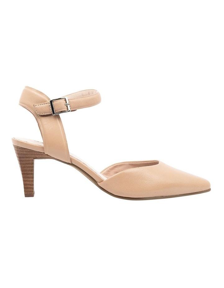 Majesta Nude Heeled Shoe image 1
