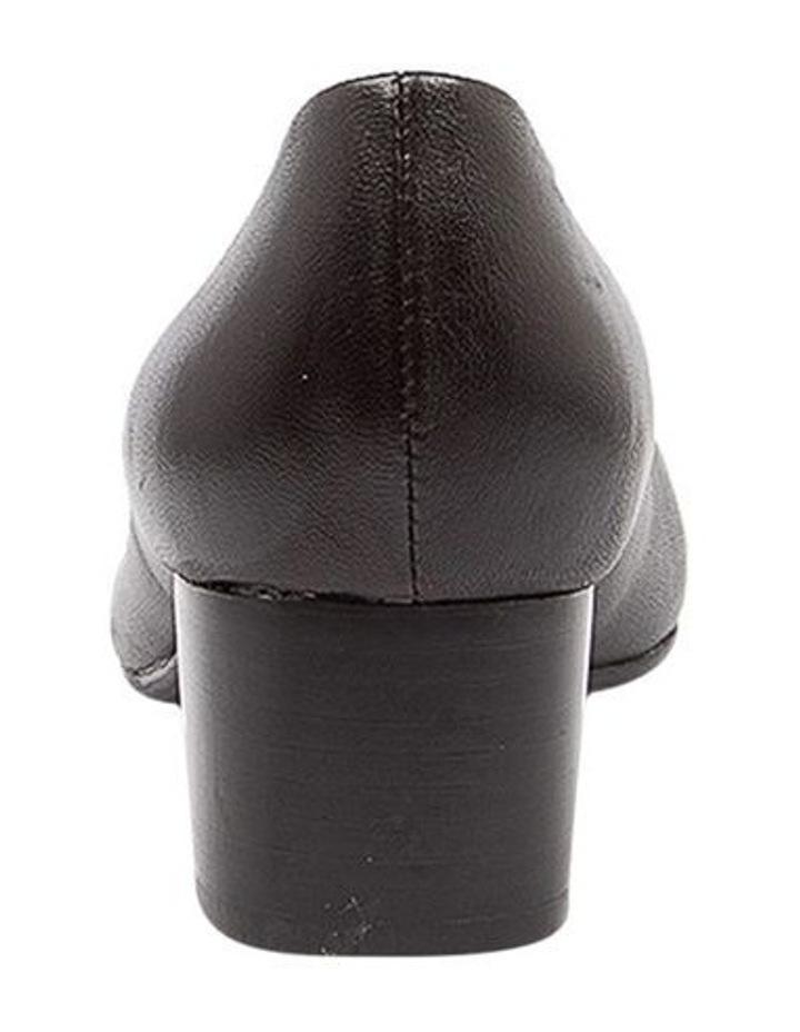 Keely Heeled Shoes Black Leather image 4