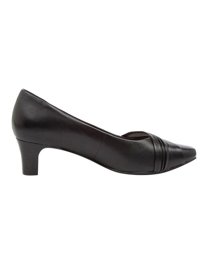 Mallow Heeled Shoes Black image 1