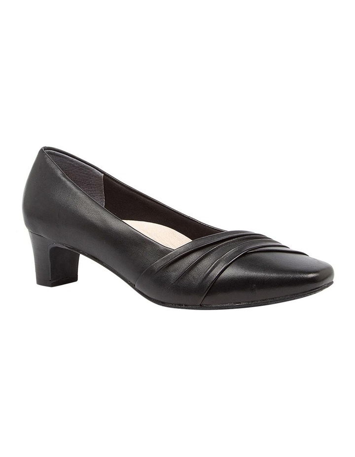 Mallow Heeled Shoes Black image 2