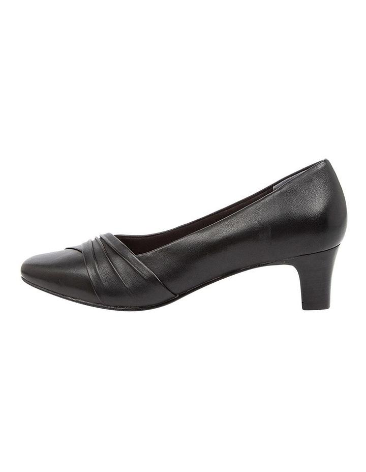 Mallow Heeled Shoes Black image 3
