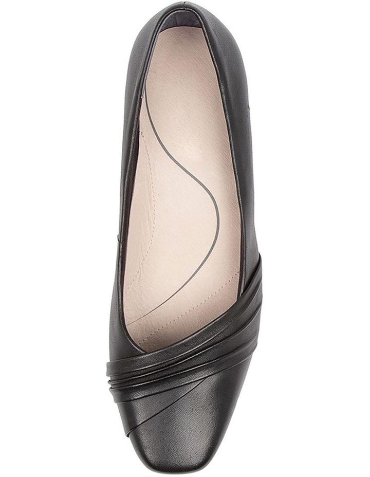 Mallow Heeled Shoes Black image 5