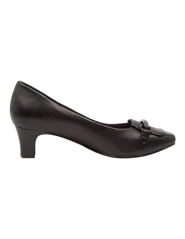 Mandevilla Heeled Shoes Black image 1
