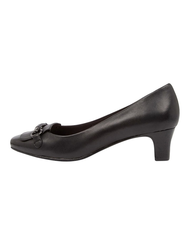 Mandevilla Heeled Shoes Black image 3