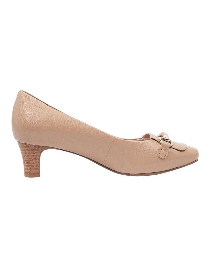 Mandevilla Heeled Shoes Nude image 1