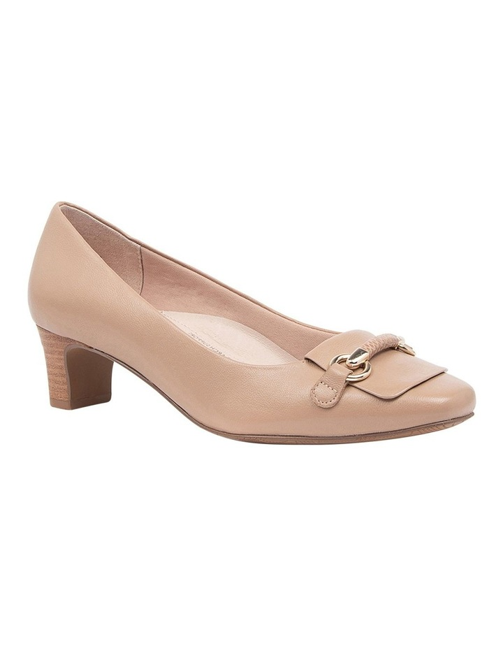Mandevilla Heeled Shoes Nude image 2