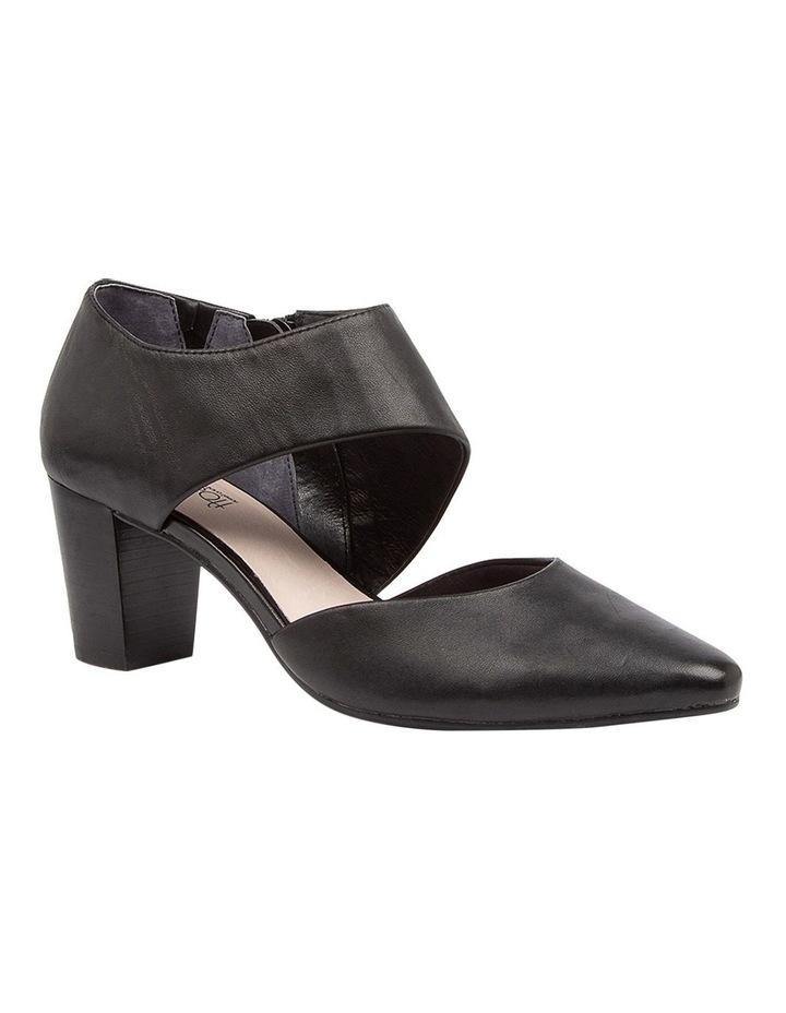 Naja Heeled Shoes Black image 2