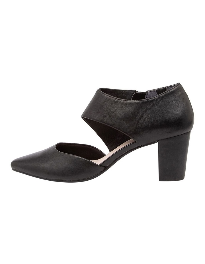 Naja Heeled Shoes Black image 3