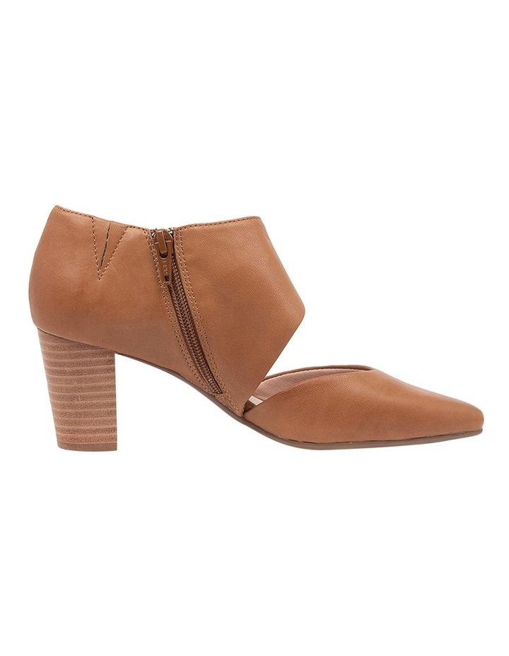 Naja Heeled Shoes Tan image 1