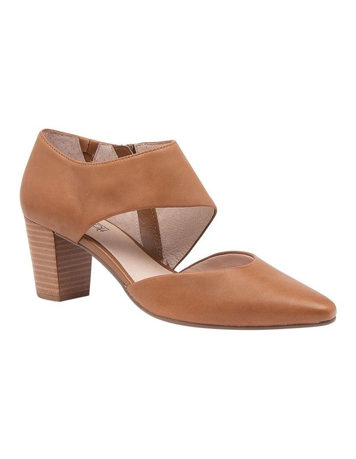 Naja Heeled Shoes Tan image 2