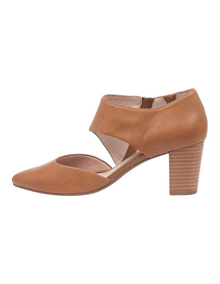 Naja Heeled Shoes Tan image 3