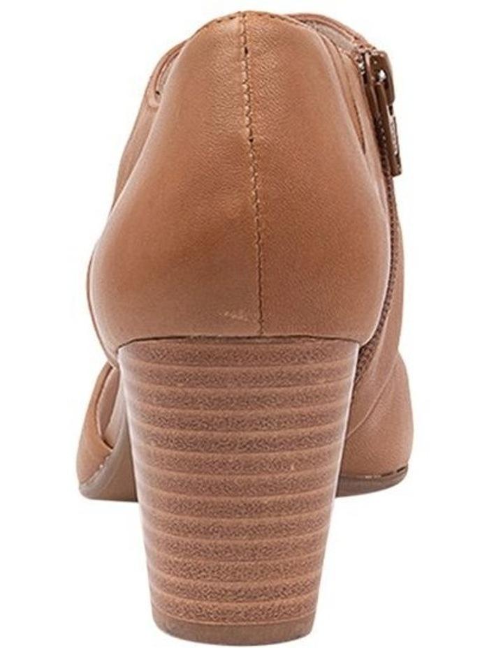 Naja Heeled Shoes Tan image 4
