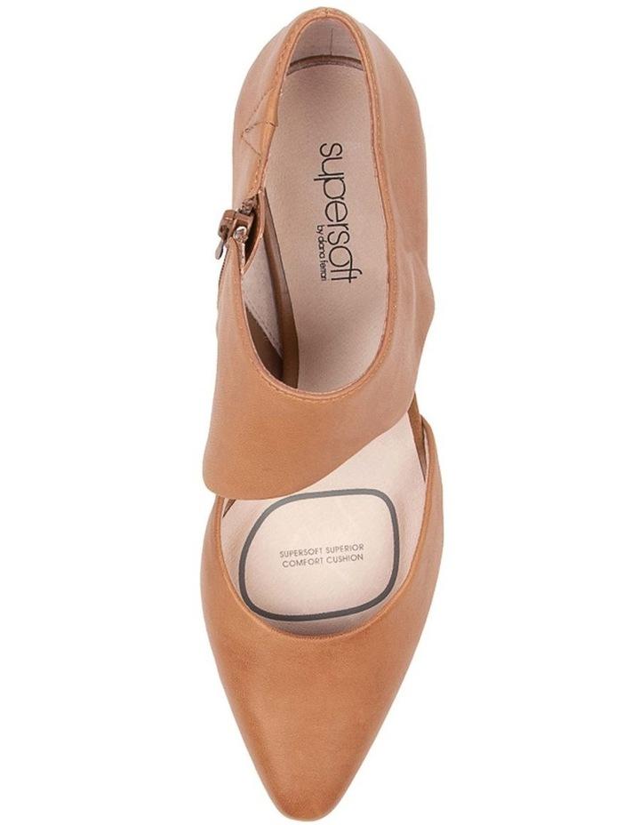 Naja Heeled Shoes Tan image 5